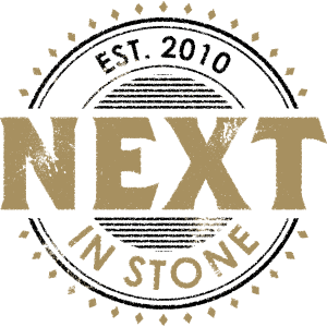 Next In Stone Logo
